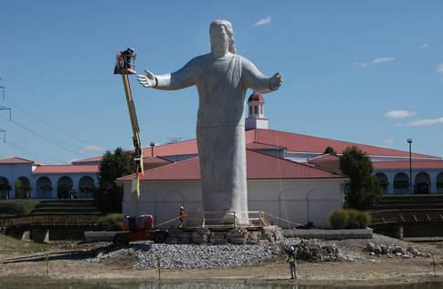 Zombie Jesus wants your braaaaanes....